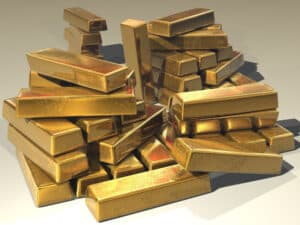 quickly learn 50 us states and capitals - gold bars