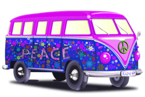 quickly learn 50 us states and capitals - vw van