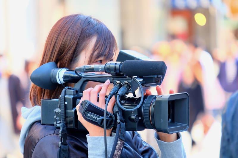 dog trainer interview theo stewart - camerawoman
