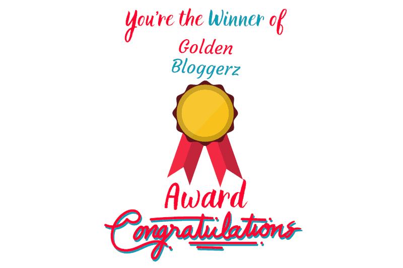 Golden Bloggerz Award - logo - featured-img