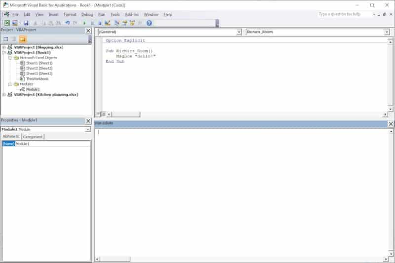 How to learn Excel VBA - VBE - featured-img