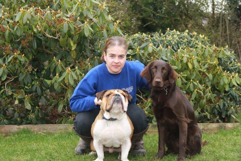 dog trainer interview lisa jackson - lisa nahla & rossi - featured-img